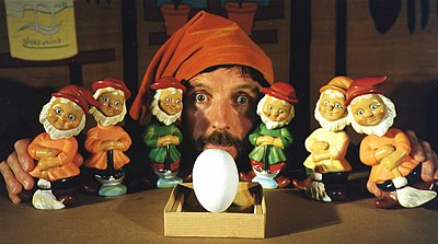 Simon and the nomes